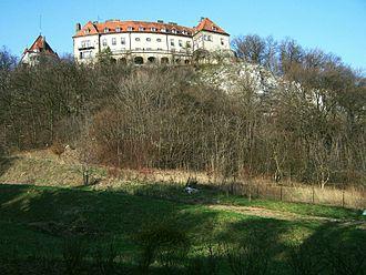 Institute of European Studies of the Jagiellonian University - Institute of European Studies, the Przegorzały Castle
