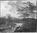 Willem de Heusch - Landschaft bei Sonnenuntergang - 6442 - Bavarian State Painting Collections.jpg