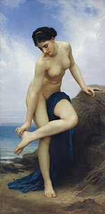 William-Adolphe Bouguereau (1825-1905) - After the Bath (1875).jpg