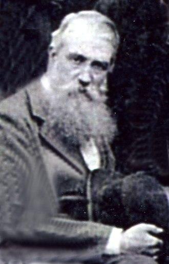 William England - William England in 1886
