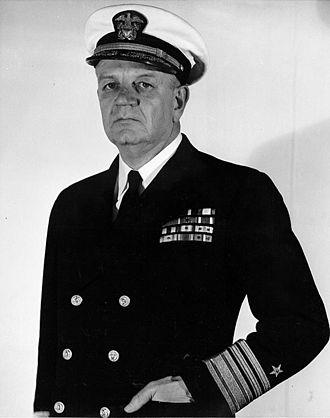 United States Atlantic Command - Image: William Fechteler