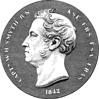 William Henry Smyth English naval officer and hydrographer