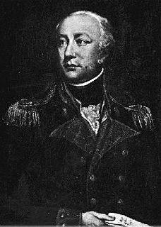 English artillery officer and surveyor