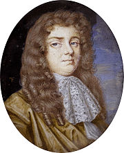 William Russell, Lord Russell (1639-1683), by Thomas Flatman (1637-1688)
