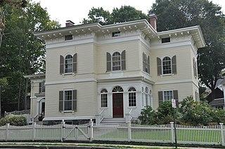 Harrison Parker Sr. House