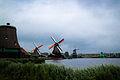 Wind Mills @ Zaanse Schans (14521130695).jpg