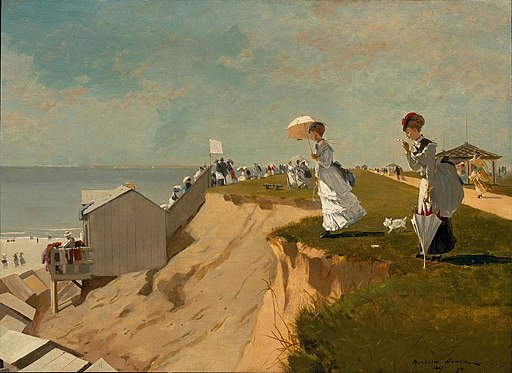 Winslow Homer - Long Branch, New Jersey