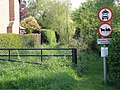 Winter restrictions for Horse and cart users - geograph.org.uk - 1285585.jpg