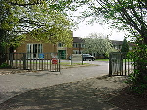 Rodborough School - Image: Witley Rodborough Technology College geograph.org.uk 165195