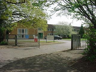 Rodborough School Academy in Milford, Surrey, England