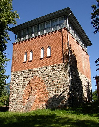 Wittenburg - Image: Wittenburg Amtsberg