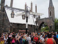 Wizarding World of Harry Potter - crowds at a crossroads (5013696783).jpg