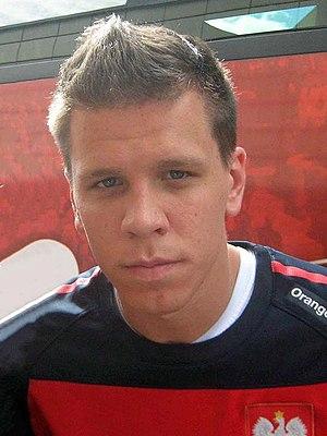 2009–10 Brentford F.C. season - Image: Wojciech Szczęsny cropped