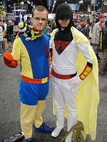 File:WonderCon 2012 - Zan, Gleek, and Space Ghost (6873504792).jpg