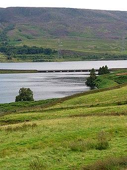 Woodhead Reservoir, Longendale - geograph.org.uk - 1475238