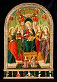 Workshop of Benozzo Gozzoli - The Mystic Marriage of St Catherine - Google Art Project.jpg