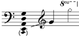 Written range double bass.png