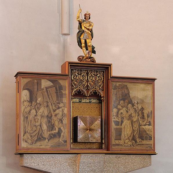 File:Wyhlen - Georgskirche15.jpg