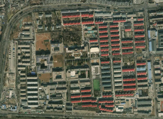 Ministry of State Security (China) - MSS facilities in Xiyuan, Haidian District, Beijing