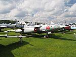 Yak-28 at Central Air Force Museum Monino pic1.jpg