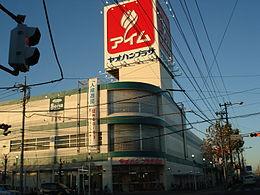 ヤオハン (栃木市) - Wikipedia