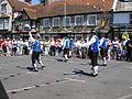 Yarmouth Old Gaffers Festival 2009 Morris dancers.jpg