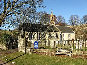 Yarrow Parish Kirk in February - geograph.org.uk - 693854.jpg