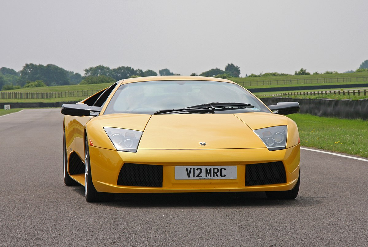 Lamborghini Murciélago Wikipedia
