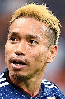Yuto Nagatomo Japanese association football player