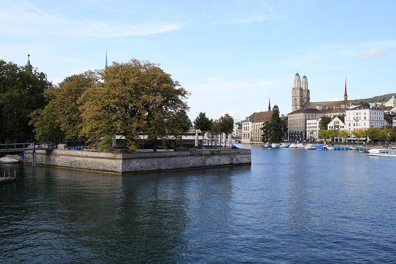 Roteiro em Zurique