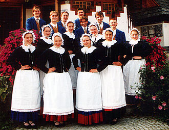 Lower Silesia - Traditional Silesian costumes
