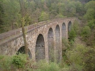 Žampach viaduct