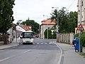 Zbraslav, Žitavského, u mostu, autobus (01).jpg