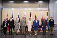 Ziemeļvalstu un Baltijas valstu parlamentu priekšsēdētāju konference (28530456483).jpg