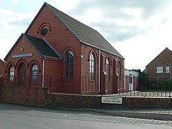 Zion English Baptist Church, Penycae - geograph.org.uk - 729952.jpg