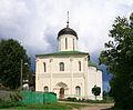 Zvenigorod ChurchDormition in Gorodok4.JPG