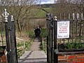 """Leddy's Field"" Wildlife Area footpath - geograph.org.uk - 744551.jpg"
