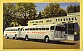 """Part of Alaga Coach Lines Fleet of Modern Buses, Buy War Bonds on buses, separate waithing areas... (NBY 4036).jpg"