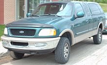 Ford F Series Tenth Generation Wikipedia