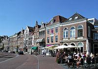 (Haarlem) The Street of Donkere Spaarne, Netherlands.jpg
