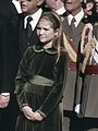 (Infanta Elena) De proclamatie en beëdiging van Prins Juan Carlos tot Koning van Spanje tijdens , Bestanddeelnr 254-9764 (cropped).jpg