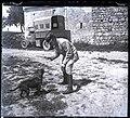(Raoul Berthelé avec le chien Goli) - Fonds Berthelé - 49Fi174.jpg
