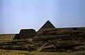 Ägypten 1983 (23) Gizeh- Grab der Chentkaus I. und Mykerinospyramide (22622689207).jpg