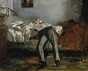 Édouard Manet - Le Suicidé (ca. 1877).jpg