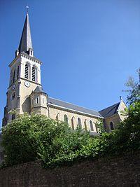Église Paroissiale, Santenay (Côte d'Or, Fr).JPG
