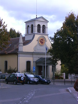 Prangins - Church of Prangins
