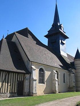 L'église Saint-Eloi
