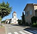 Église Saint-Pierre-Saint-Paul de Versailleux - façade Sud.JPG