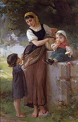 Émile Munier, 1880 - May I Have One Too?.jpg