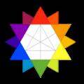 Étoile chromatique RJB (peinture).png